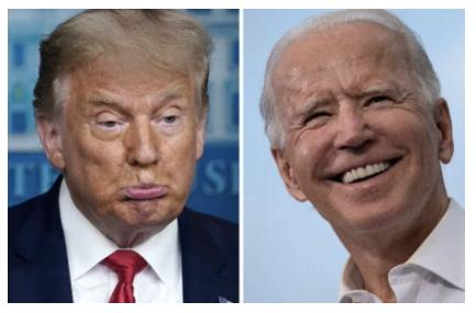Trump or Biden?
